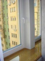 откосы нестандартного окна фото
