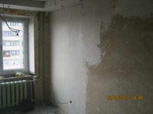 подготовка стен под обои цена фото