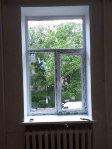 откосы из гипсокартона на окна картинка