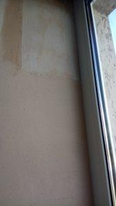 оформление откосов окна