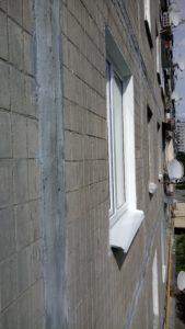 откосы на окнах с улицы цена