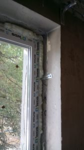 установить откосы на окна цена