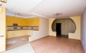 ремонт однокімнатної квартири в новобудові фото