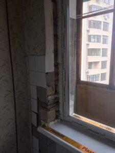 які відкоси краще для пластикових вікон