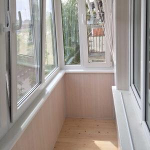 ремонт балкону ціна