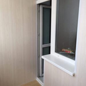 ціни на ремонт балкону