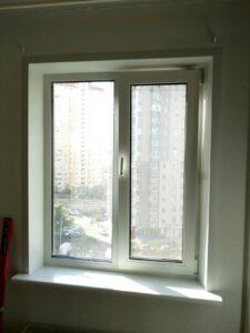 Пластиковые откосы на окна цена