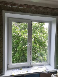 сколько стоит сделать откосы на пластиковые окна